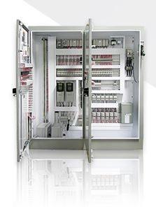 Open Custom Industrial Control Panel