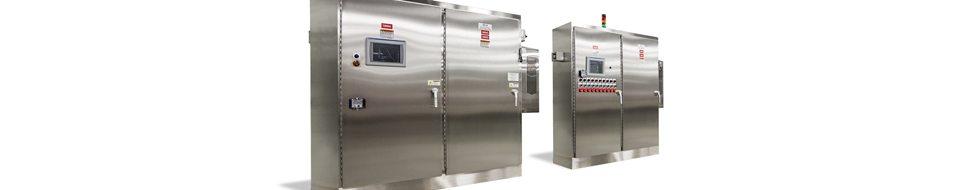 Custom Industrial Control Panels