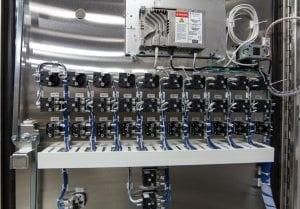 wiring a custom control panel