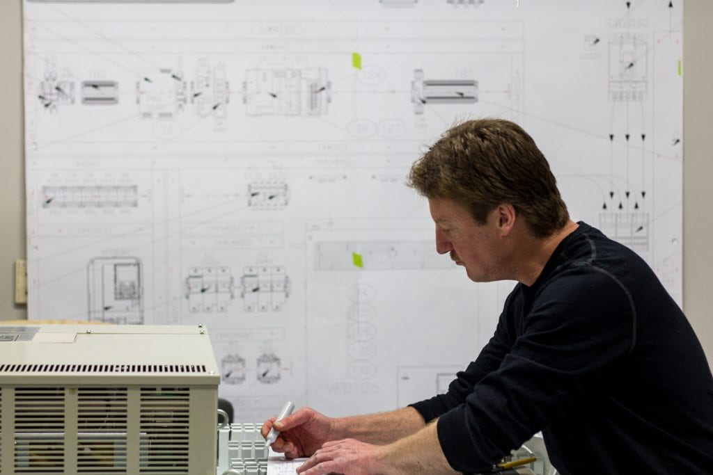 designing a custom control panel