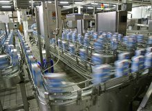 Automated food processing line