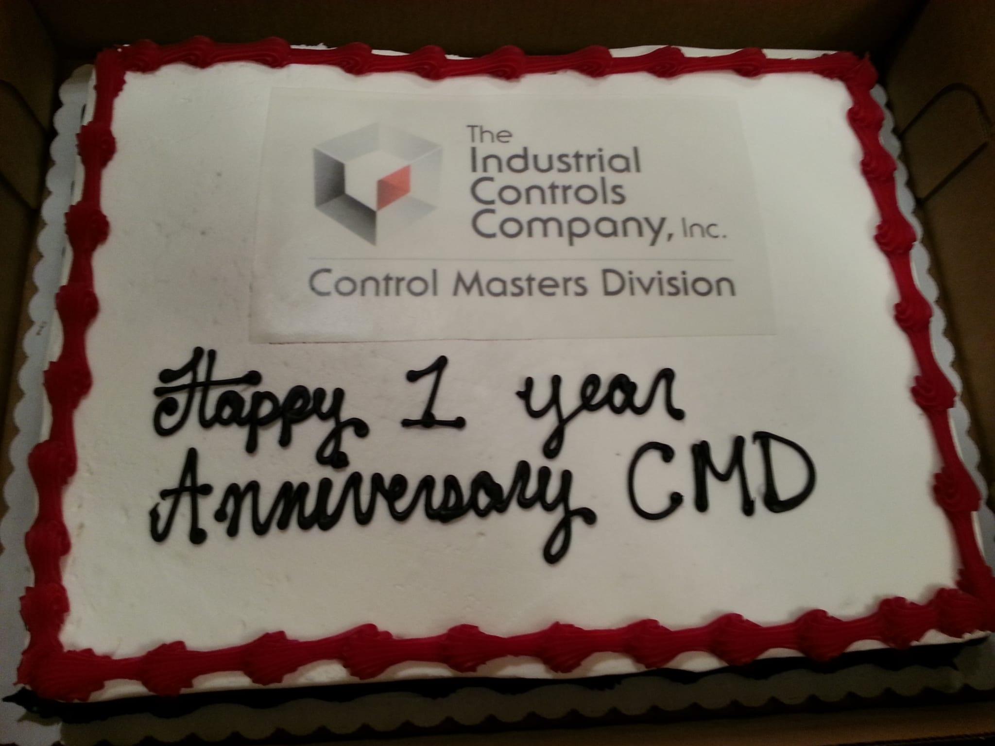 Control Masters Division Celebrates Anniversary