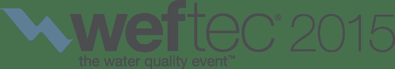 Weftec 2015 logo