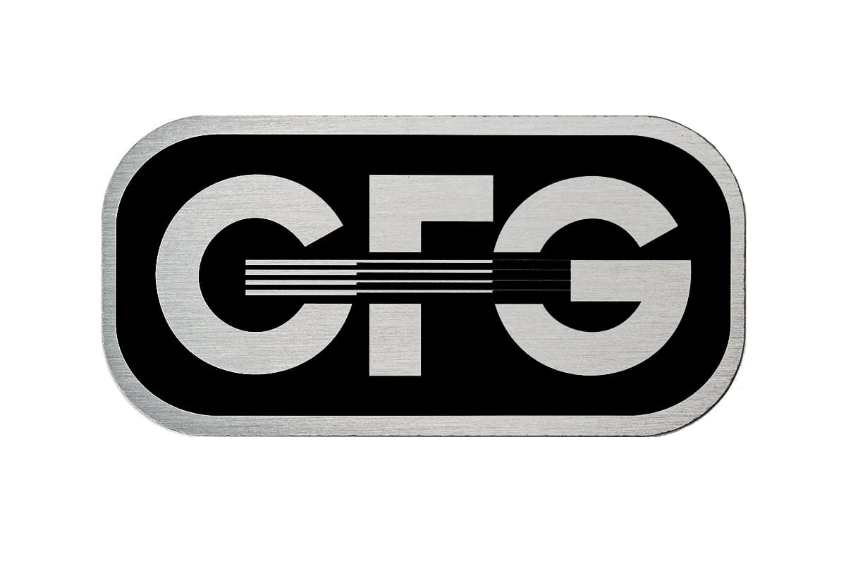 industrial identification tag for GRG