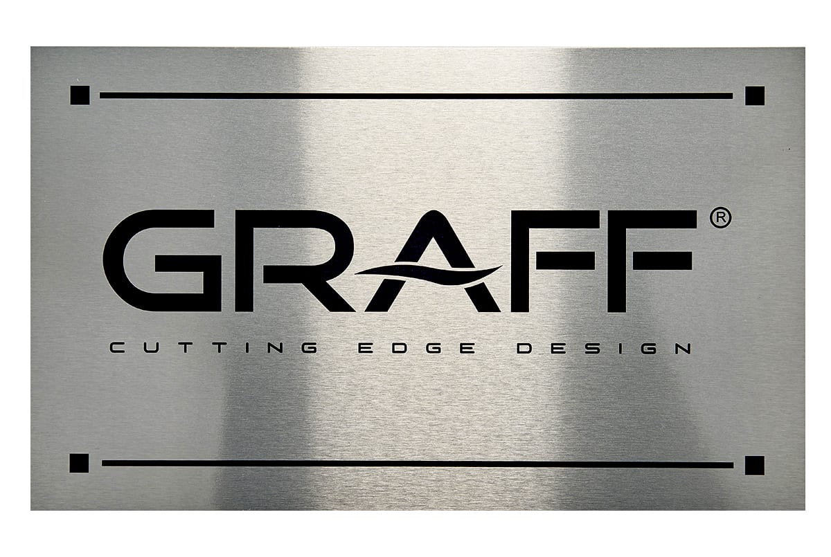 Graff industrial identification label