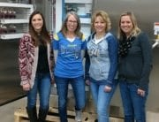 Female members of ICC's Manufacturing Workforce