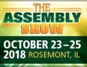 Meet our Team at the Assembly Show!